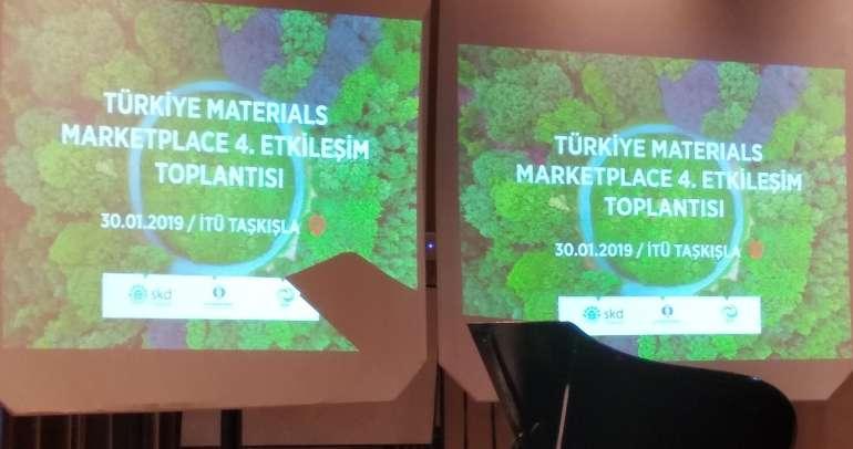 Aykar Danışmanlık, Türkiye Materials Marketplace 4. Etkileşim Toplantısı'nda!